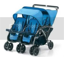 quad stroller,stroller for four