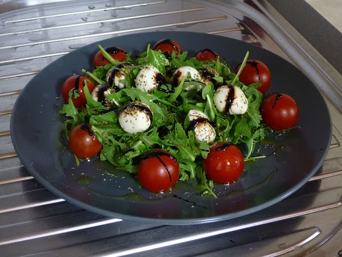 Salada - Rucula 1