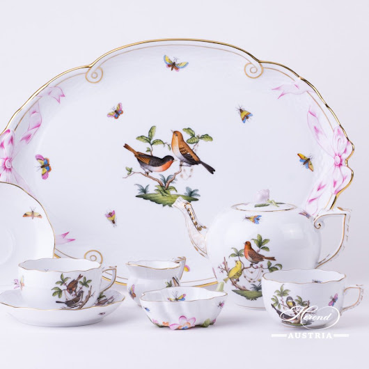 Rothschild Tea Set RO | Herend Austria