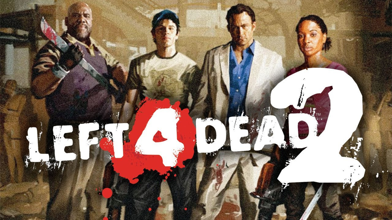 Left 4 Dead 2 Wallpaper 1280x720 78965