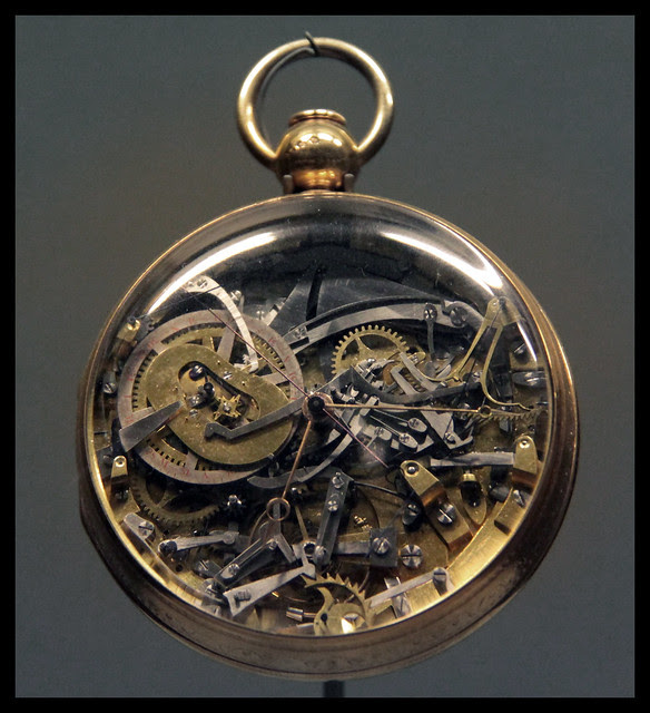 Complex watch with double face by Abraham-Louis Breguet, c. 1785