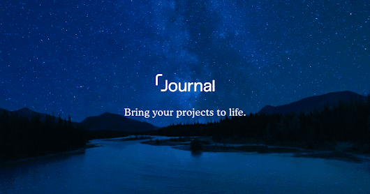 Journal - Save ideas, Write notes, Get organized.