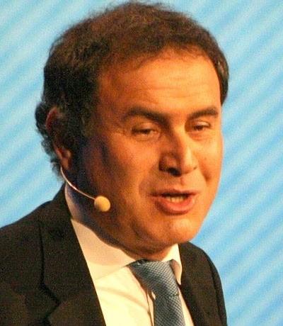 Nouriel Roubini - Foto da wikimedia