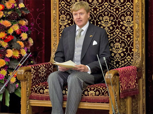 Dutch King Willem-Alexander declares the end of the welfare state | The Independent