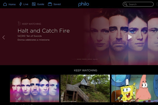 Philo is a sports-free TV bundle for just $16 per month