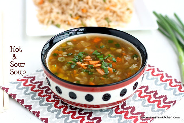 hot and sour soup 1