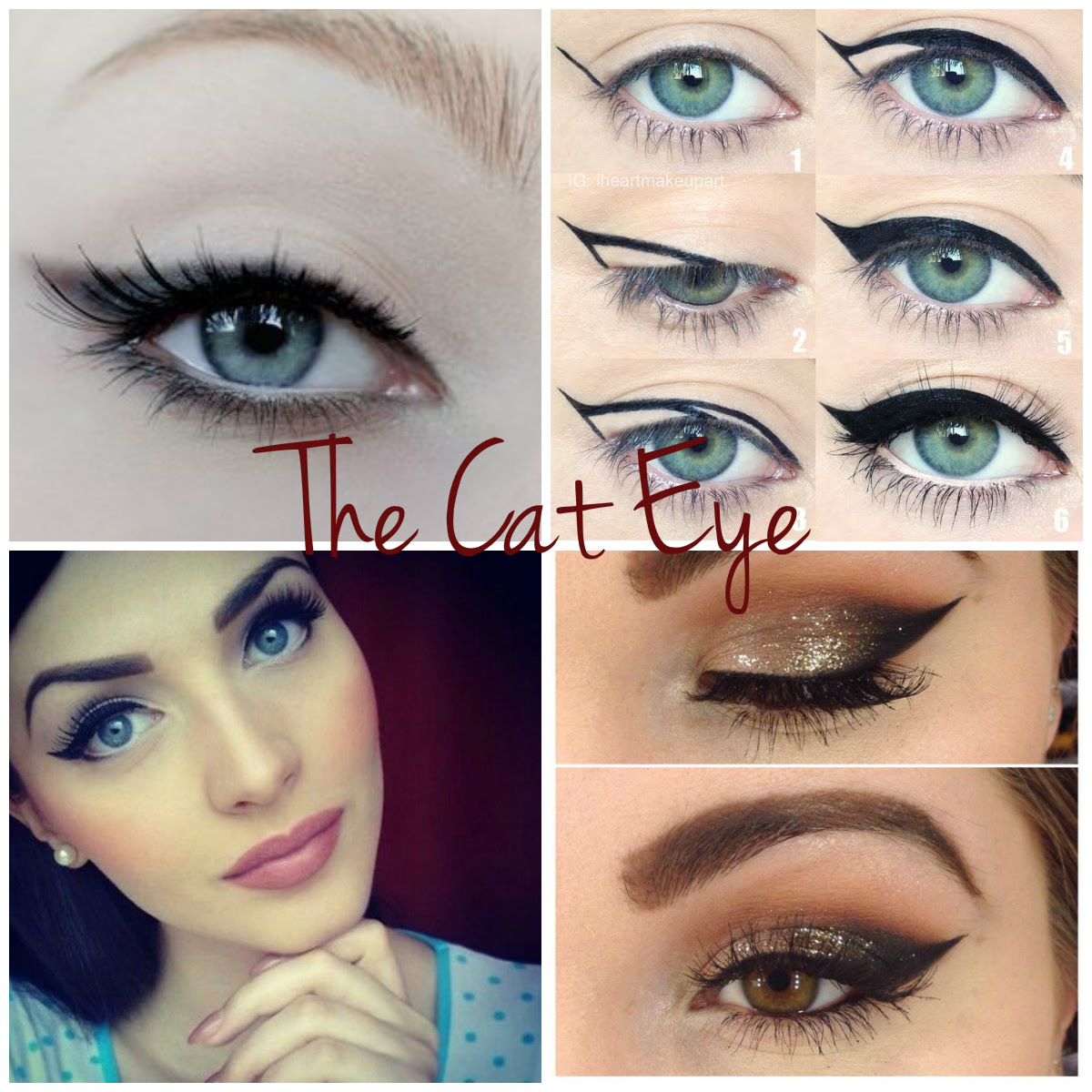 Diffe Kinds Of Makeup Looks