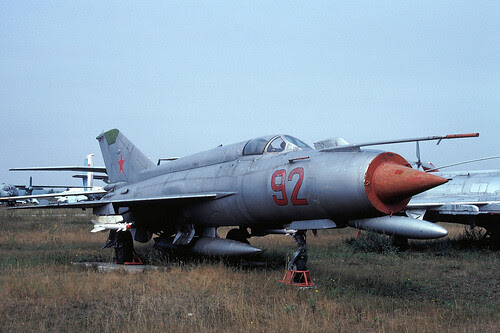 92r MiG-21