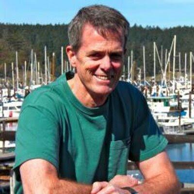 Headshot for author David Patneaude