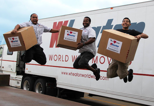 How Wheaton Makes Our Customers Fall in Love with our Moving Services - Wheaton