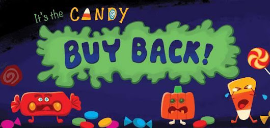 7th Annual Halloween Candy Buyback 2017