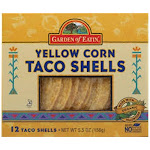 Garden Of Eatin' Yellow Corn Taco Shells (12 - 5.5 oz boxes)