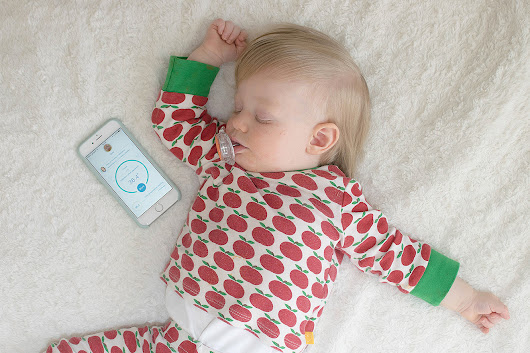 Pacif-i Thermometer pacifier for smartphones - Leelee Loves