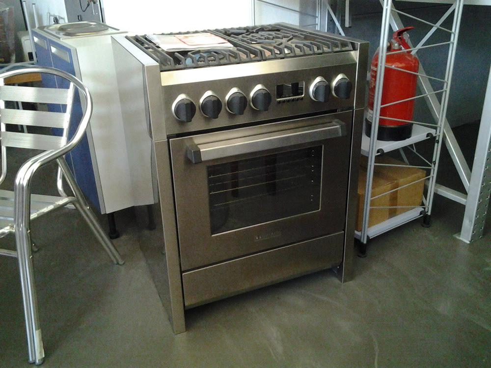 cucina usata. cucina professionale usata 4 fuochi con forno linea 70 ...