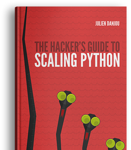 <em>Scaling Python</em> is on its way