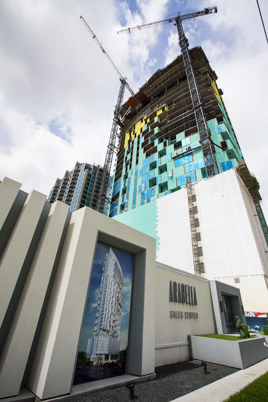 First look at Arabella, Houston's ultra-luxe condo tower