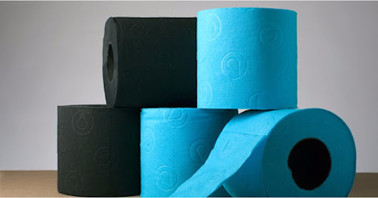 Colorful Toilet Paper | POPSUGAR Home