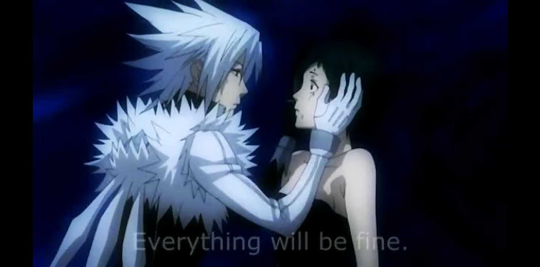 D Gray Man Allen And Lenalee Relationship