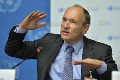 Just say no to Facebook's Internet.org, says inventor of World Wide Web - Times of India