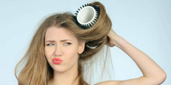 Dünne Haare Gut Aussehen Lassen Durch Die Richtige Pflege