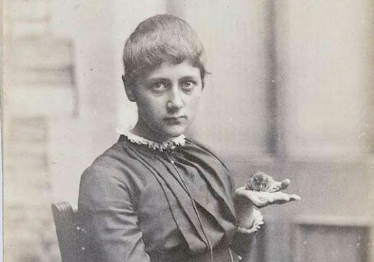 Beatrix Potter's Greatest Work Was a Secret, Coded Journal She Kept as a Teen