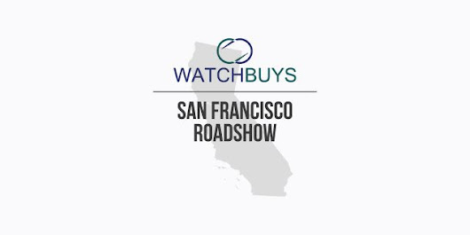 WatchBuys San Francisco Road Show | Microbrand Watch World