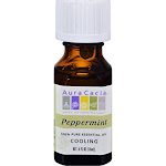 Aura Cacia Essential Oil, 100% Pure, Peppermint - 0.5 fl oz
