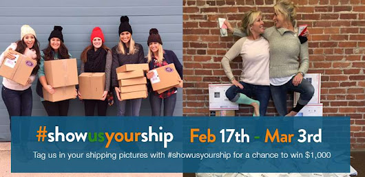 #ShowUsYourShip Before It's Too Late! One Week Left. - ShippingEasy
