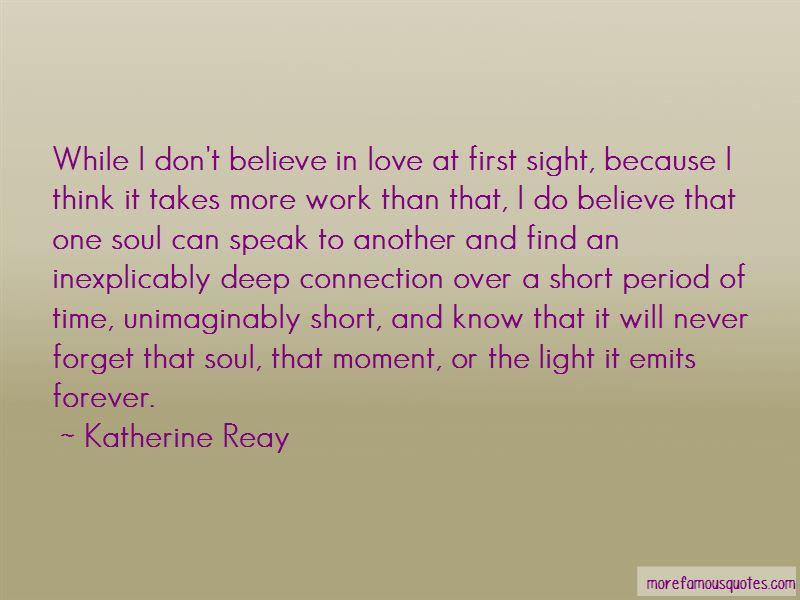 Quotes About Believe In Love At First Sight Top 44 Believe In Love