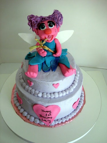 Cakes By Shara Abby Cadabby Cake