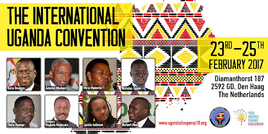 International Uganda Convention in The Hague