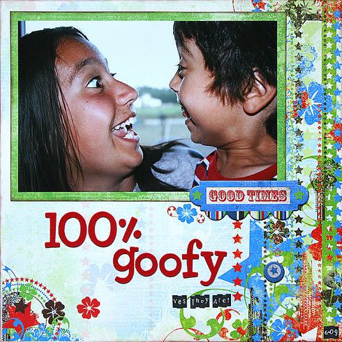 100 Goofy