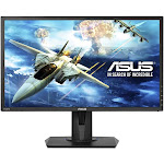 Asus-Display VG245H 24 in. Full HD 1920 x 1080 FreeSync Gaming Monitor