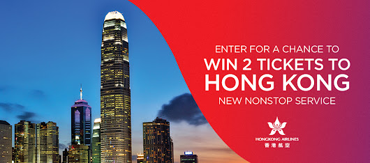 #WelcomeHKAirlines Contest