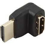 Dynex DX-HZ316 - HDMI adapter - Black - M 19 pin HDMI Type A to F 19 pin HDMI Type A