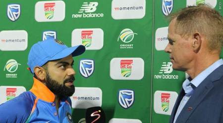 Only one team had the pressure of losing, it was South Africa, says Virat Kohli after series win