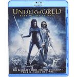 Underworld Rise of The Lycans [Blu-ray]