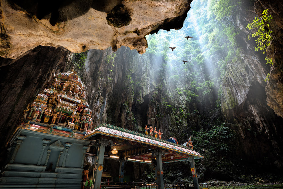 Бату — комплекс пещер