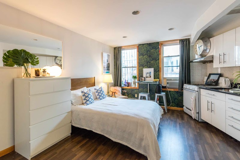 Cool Bedroom Apartment Ideas Photos
