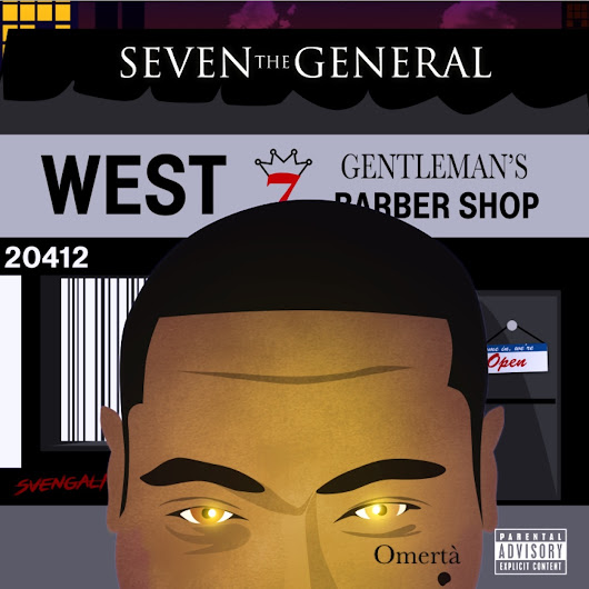 New Seven the General Video: 700x feat Don Vince | detroitrap