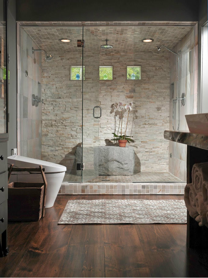 40 Amazing Walk In Shower Ideas That Will Inspire You To ...
