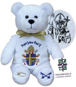 Bear Pope