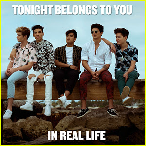 In Real Life Head to Paradise For 'Tonight Belongs To You' Music Video
