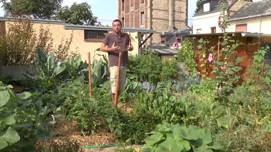 Francis vezignol google for Jardin permaculture 2015