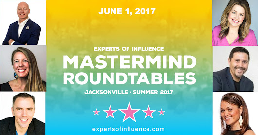 Experts of Influence Mastermind Roundtable Event - Rock My Image