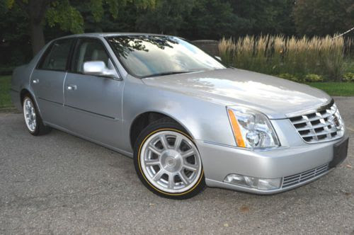 Sell used 2011 Cadillac DTS. NO RESERVE.Leather/Low miles ...