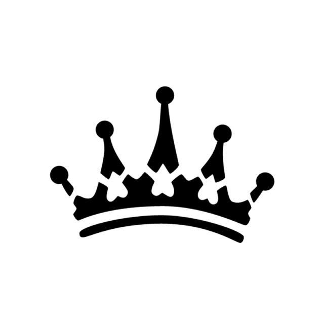 Free Crown Tattoo Stencil Download Free Clip Art Free Clip Art On