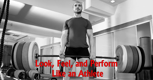 Physique Training For Athletes | Eric Bach Blog