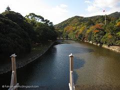 Ise Naiku - fiume Isuzu-gawa