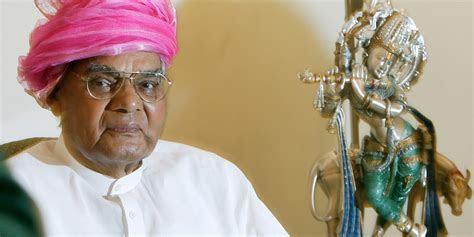 PHOTO: Atal Bihari Vajpayee Was Seen In Public Today After